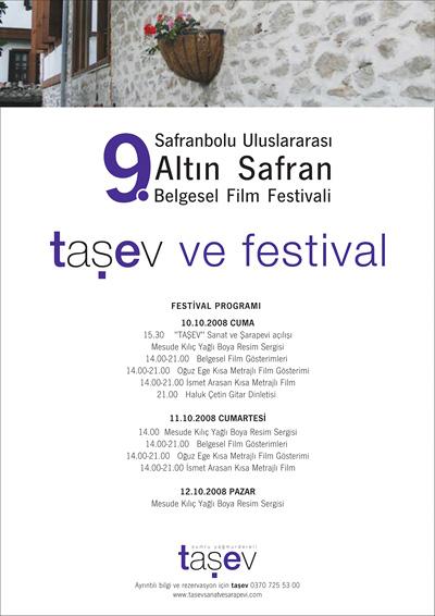 9. Altın Safran Belgesel Film Festivali